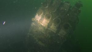 Pumptorn på Argo