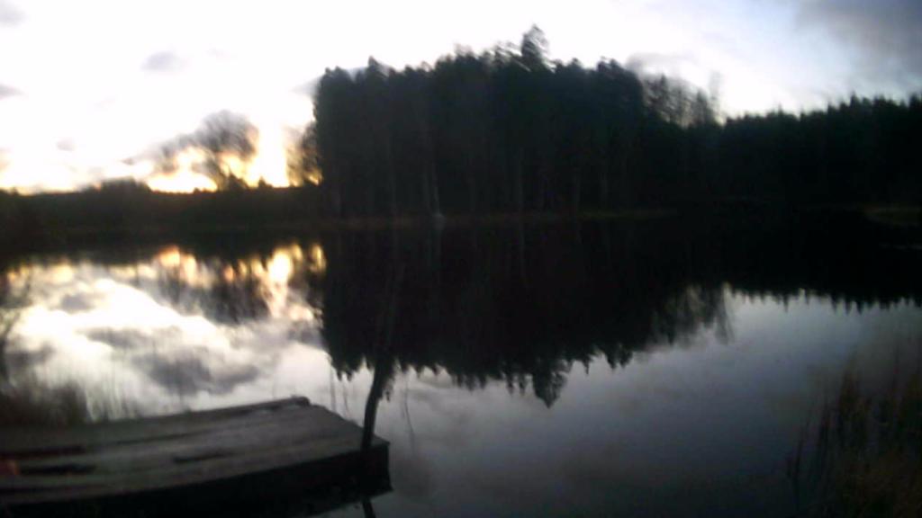 Sjön för dagen